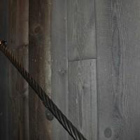 Ski Cable Handrail