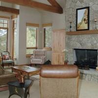 elk run custom home - keystone, CO