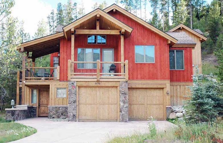 elk run keystone custom home