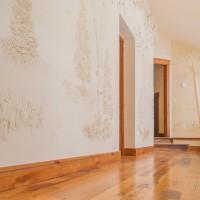 Keystone Remodel hallway art